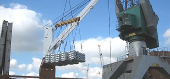 general cargo handling non ferrous metals rhb rotterdam